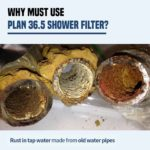 shower filter skin trouble