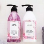 body wash lotion