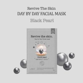 face mask sheet black pearl