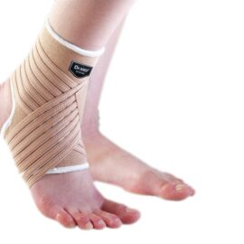 Ankle Support with Adjustable Strap