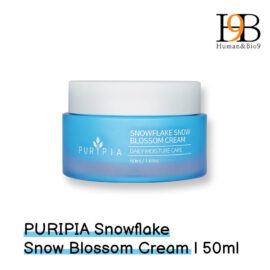 snow blossom cream