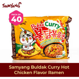 samyang curry noodles