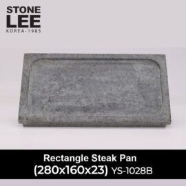 Rectangle Steak Pan Medium