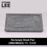 Rectangle Steak Pan Large